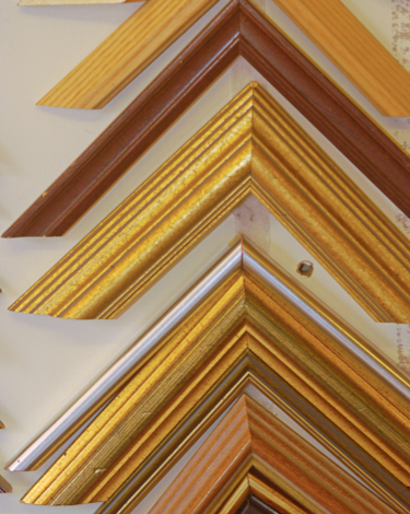 High quality wooden frames