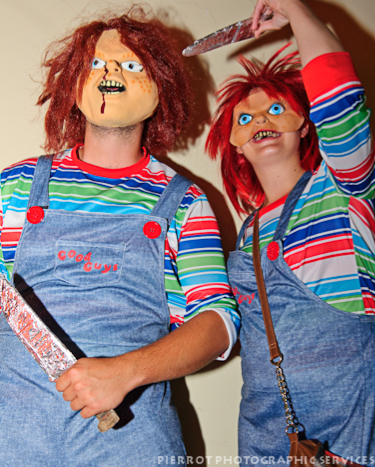 Cromer carnival Rosie and Jim Chucky