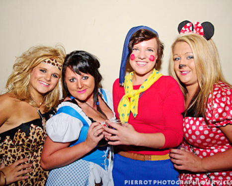 Cromer carnival fancy dress Noddy and friends