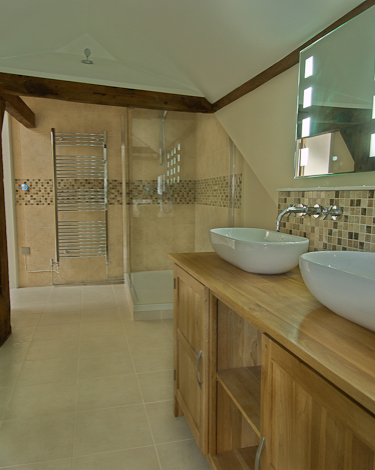 Commercial - high quality bathroom