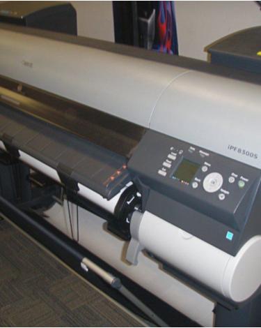 Canon giclee printer